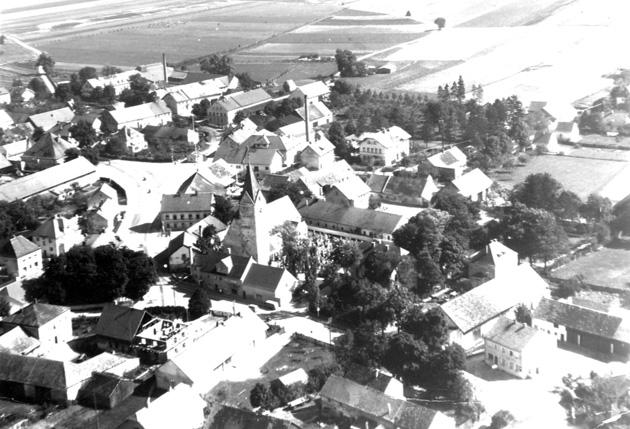 Garching Zentrum