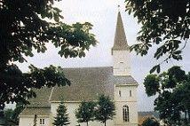 Laurentius Kirche Loerenskog