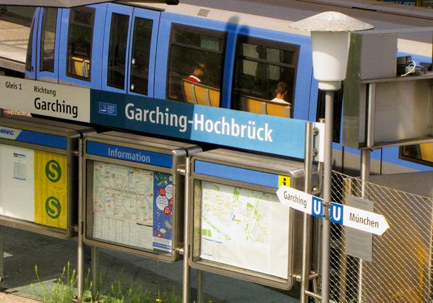2006 Einweihung der U-Bahnlinie U6